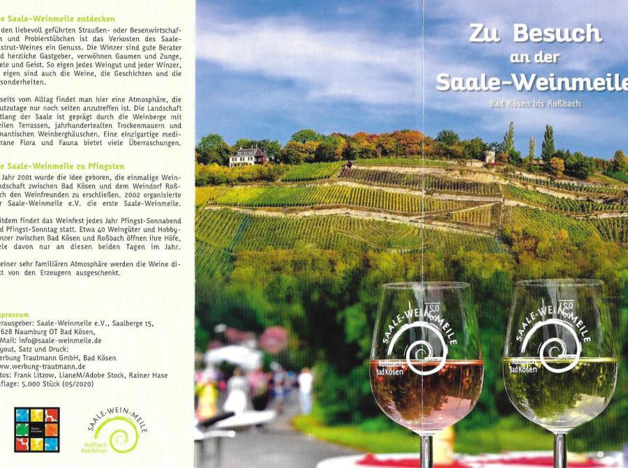 Urlaub im Weindorf Saale Unstrut